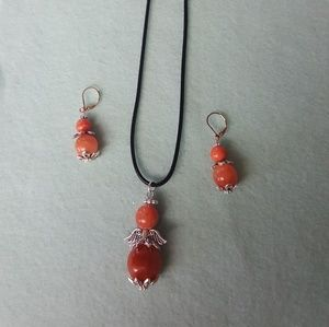 Jewelry - Earring and necklas